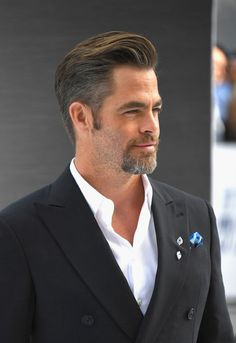 0ee52a18164 Chris Pine arrives for the UK premiere of