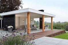 Pergola Designs In Elevation - - Pergola Patio Roof - - Pergola Deck Roof Wooden Pergola, Backyard Pergola, Pergola Shade, Patio Roof, Wood Deck Designs, Pergola Designs, Pergola Ideas, Outdoor Garden Furniture, Outdoor Decor