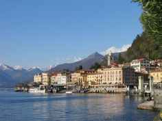 Marvelous Bellagio on Lake Como, the Pearl.  The regional specialty is risotto.  What a night!