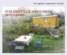 Die tägliche Inspiration No.322 www.inspirationenblog.wordpress.com www.ulrikebischof.de