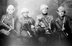 Latvian SS soldiers