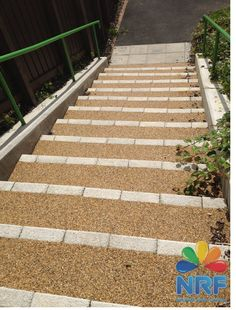 I want this fantastic photo Resin Bond, Front Steps, Stepping Stones, Driveways, Garden, Outdoor Decor, Image, Sidewalks, Stair Risers