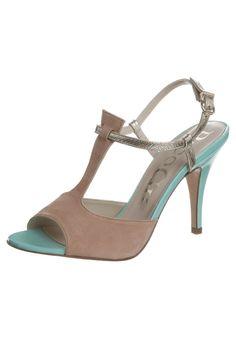 Paco Gil - BRAZIL MILANO - Højhælede sandaletter / Højhælede sandaler - flerfarvet