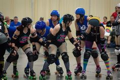 4/18/2015 MO-NOIS VS CCRD - Cape Girardeau Roller Girls