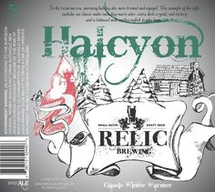 Halcyon by Relic Brewing