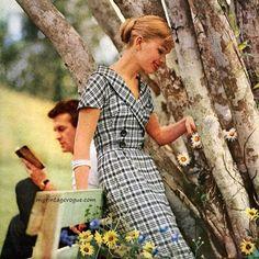 Dress by Jerry Gilden 1959