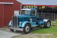 1954 Kenworth CC 523 : VT1467KW Big Rig Trucks, Mini Trucks, Cool Trucks, Pickup Trucks, Antique Trucks, Vintage Trucks, Custom Big Rigs, Custom Trucks, Trailers