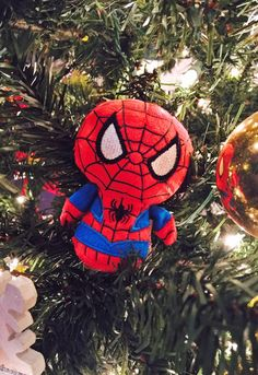 itty bittys® SPIDER-MAN Stuffed Toy  @Hallmark #ittybittys  I received this product complimentary from @influenster for testing and review purposes.