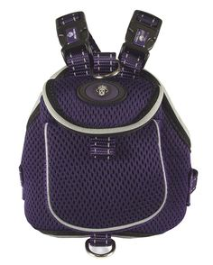 Hamilton 34 by 16 to Soft Air Mesh Adjustable Backpack Harness Medium Purple >>> See this great product. (This is an affiliate link) Dog Harness, Best Dogs, Hamilton, Pet Supplies, Mesh, Backpacks, Purple, Bags, Dog Collars