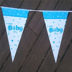 Hot sale  Blue Baby Boy Theme Party Paper Flags Newborn Baby Shower Party Decoration 10pcs/Line paper bunting pennant  P134  //Price: $6.00 & FREE Shipping //     babyshowerdeals #babyroom #gift #baloons #babyshower #ideas #babies #baby #decor #roomdecor #babygirl #babyboy