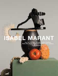 Isabel Marant Spring 2015 campaign by Inez & Vinoodh