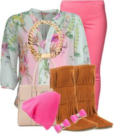 """Spring Break!!!!!!!!!!"" by mindless-sweetheart ❤ liked on Polyvore"