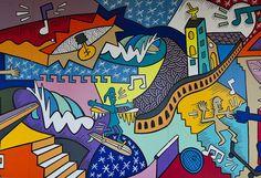 Nils INNE -  Fresque 2/4 | par Thethe35400