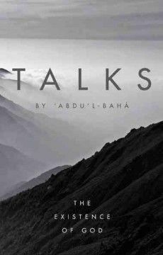 Talks By 'abdu'l-baha by Abdul-baha, Religion, Baha'i