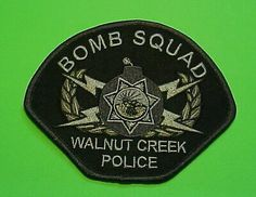130 Bomb Squad Patches Ideas In 2021 Patches Squad Bombs