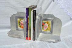 book ends Bookends, Studio, Home Decor, Decoration Home, Room Decor, Study, Book Holders, Interior Decorating