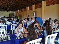 JOGOS ESCOLARES: Torneio de Xadrez reúne cerca de 160 estudantes ~ Jornal Bairros Net
