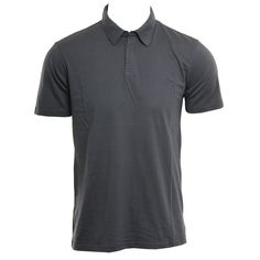 RVCA Mens Knit Sure Thing II Polo Midnight