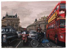 Stephen Wiltshire Amazing Artistic Talent