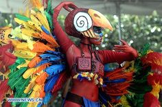cultura indigena: vestimenta maya algo muy curioso y tradicional
