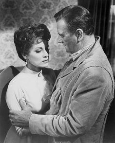 McLintock! (1963) / United Artists Directed By: Andrew V. McLaglen Starring: John Wayne, Maureen O'Hara, Patrick Wayne, Stefanie Powers, Yvonne De Carlo, Jerry Van Dyke, & Edgar Buchanan