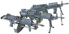 FIREARMS (M249 MK46 belt fed firearms for CIVILIANS, POLICE and MILITARY)