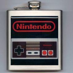 Nintendo Inspired Original Vintage by stellarcustomimages on Etsy