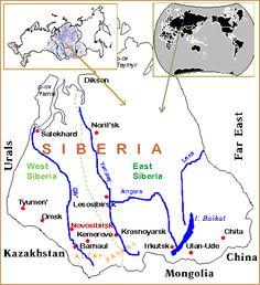 106 Best Siberia images