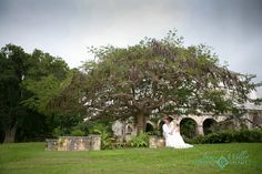 Lisa & Andy's wedding in Jamaica - Montego Bay.  Photo taken at Rose Hill which is said to be haunted...