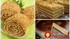 13 top receptov na dokonalé medové dezerty: Budú ozdobou vašich sviatočných stolov aj každej oslavy!