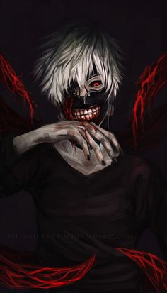 Tokyo Ghoul by Seelensucherin