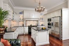 french provincial kitchen | - Hand Crafted Kitchens - French Country Classic Style Kitchens ...