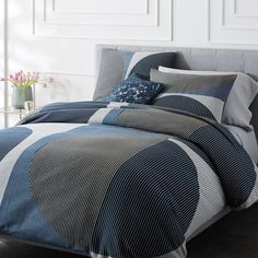 Margo Selby Logan Duvet Cover + Shams