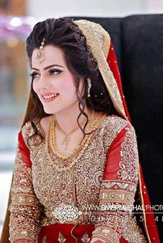 14 Best Pakistani Wedding Hairstyles Images Pakistani Wedding