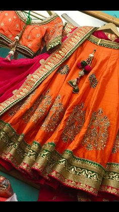 Indian Wedding Gowns, Indian Bridal Outfits, Indian Gowns Dresses, Indian Fashion Dresses, Dress Indian Style, Indian Designer Outfits, Bandhani Dress, Lehnga Dress, Lehenga Designs Simple