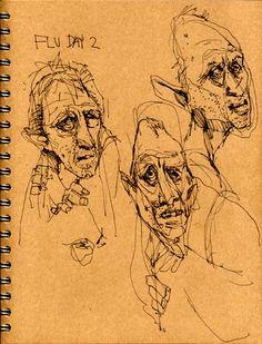 Ulysses Sketchbook
