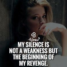 It'll help you to know me,my attitude or can say my self respect. Silence is the toughest and the dangerous revenge one can make. Build ur goals within u and let ur achievements talk. Classy Quotes, Boss Babe Quotes, Attitude Quotes For Girls, Karma Quotes, Girly Quotes, Reality Quotes, True Quotes, Qoutes, Girl Attitude