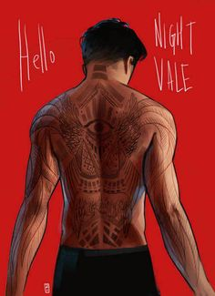 Hello Night Vale