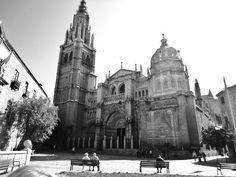 La Catedral De Toledo  Toledo, España