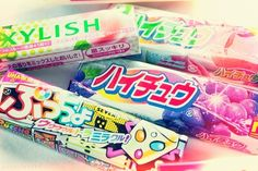 Japanese Candies~
