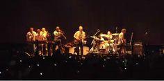 Retorno de Los Hermanos - Recife/PE 20/04/2012 - Show perfeito de Los Hermanos em Recife. A noite inteira aguardei pra acompanhar pela internet, já que ao vivo não rolou.