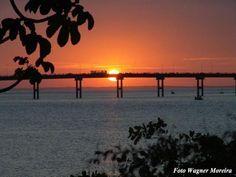 Foto de Wagner Moreira. São Luís do Maranhão, Ponte São Francisco.