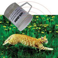 Curb - Cat Repellent