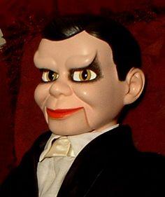 "Haunted Ventriloquist Dummy ""Eyes Follow You"" Doll Puppet Creepy Couriosity OOAK | eBay"