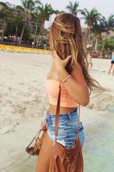 Perfect outfit for the beach