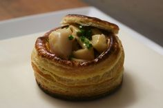 Vol Au Vent, Winter Food, Apple Pie, Mousse, Entrees, Cooking Recipes, Sauce, Breakfast, Desserts