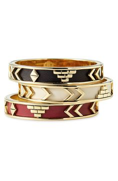 House of Harlow 1960 'Aztec' Bangle | Nordstrom