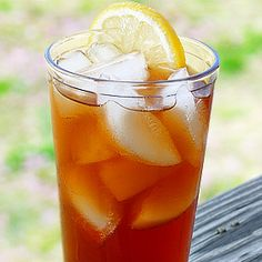 Sweet Tea..you can have this Southern tea anytime....