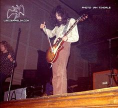 MAGE MUSIC: On This Day11 November 1971 Jimmy Page/Led Zeppelin - Newcastle upon Tyne, England at Newcastle City Hall