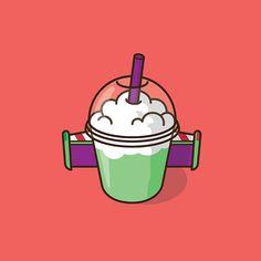 Famous Cartoon Characters, Superheroes Reimagined As Delightful Coffee Mugs - DesignTAXI.com